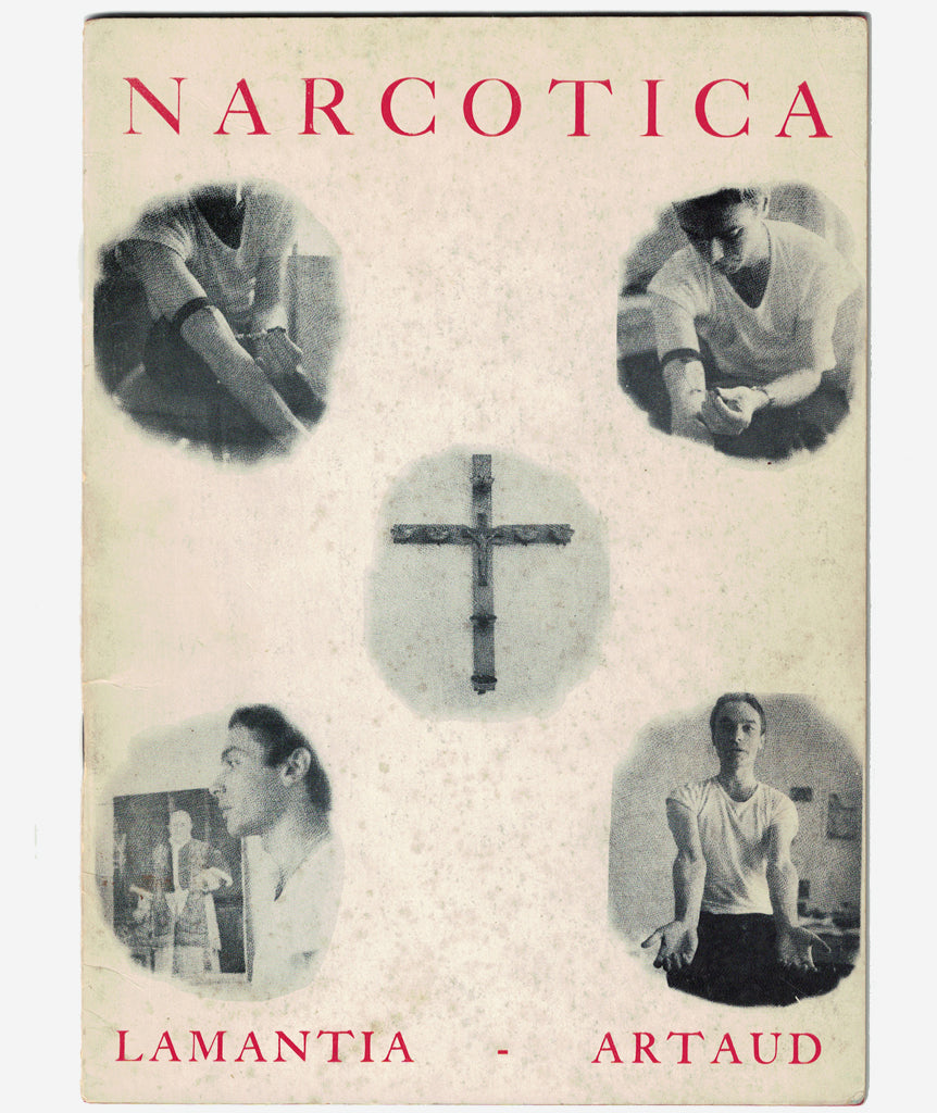 Narcotica by Philip Lamantia}