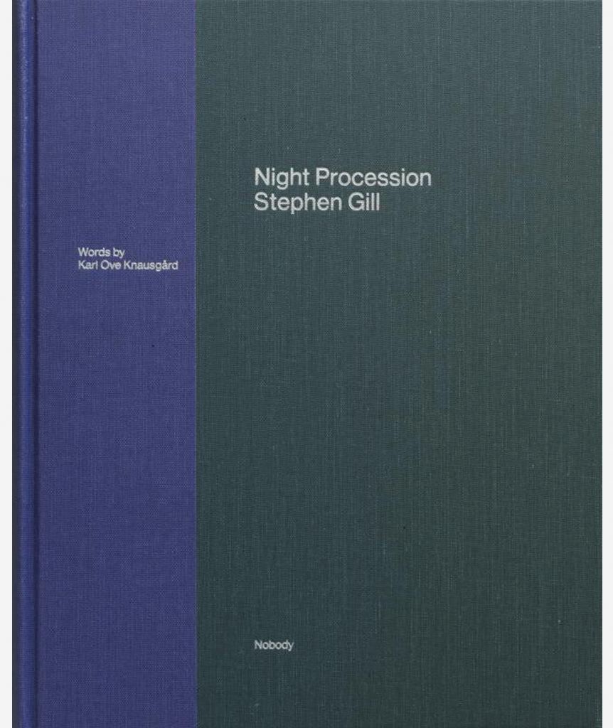 Night Procession by Stephen Gill (signed)}