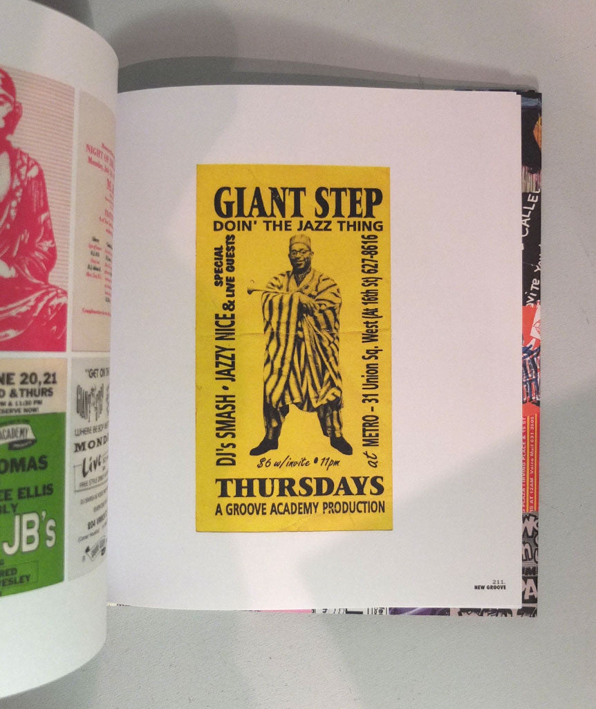 No Sleep.: NYC Nightlife Flyers 1988-1999 by DJ Stretch Armstrong and Evan Auerbach