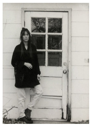 Woolgathering by Patti Smith}