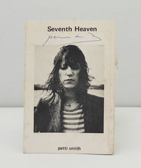 Seventh Heaven by Patti Smith (not signed)