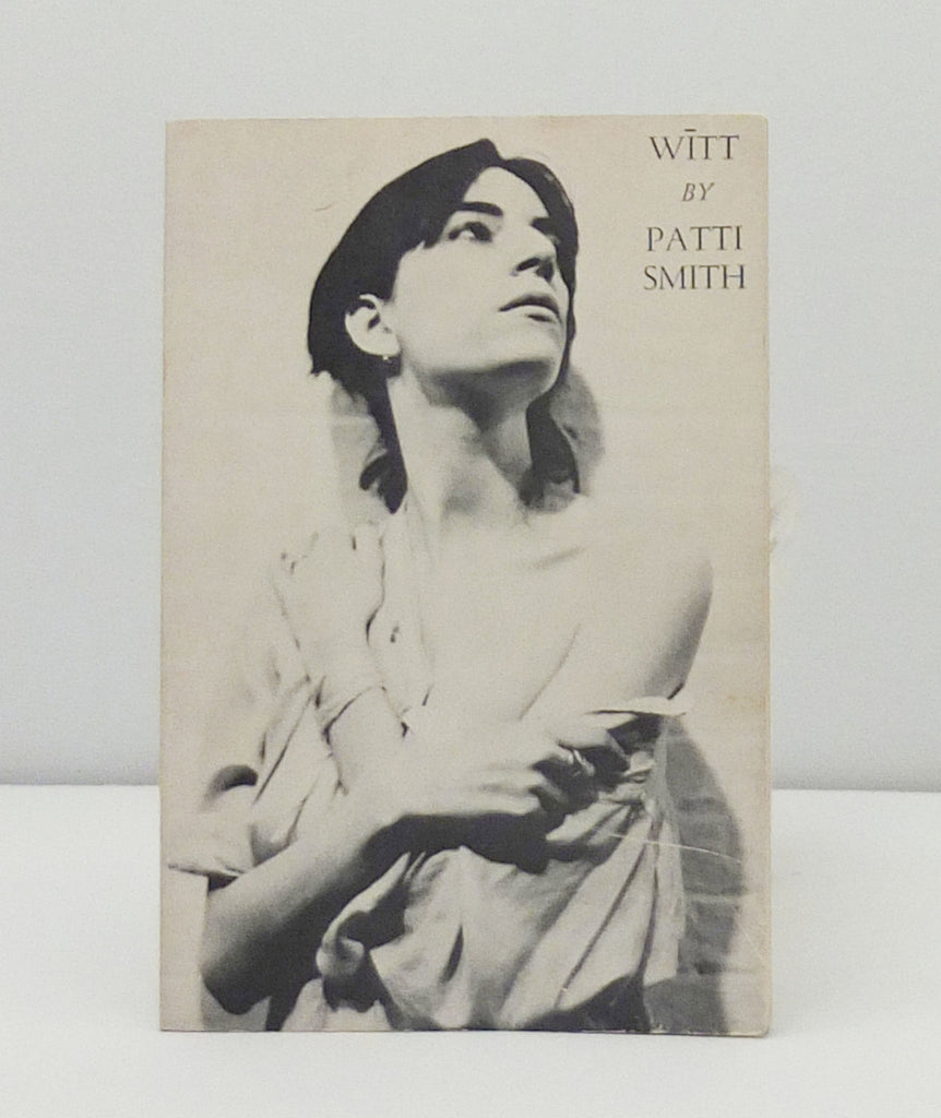Witt by Patti Smith
