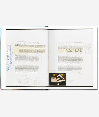 Paul's Book by Collier Schorr SIGNED}