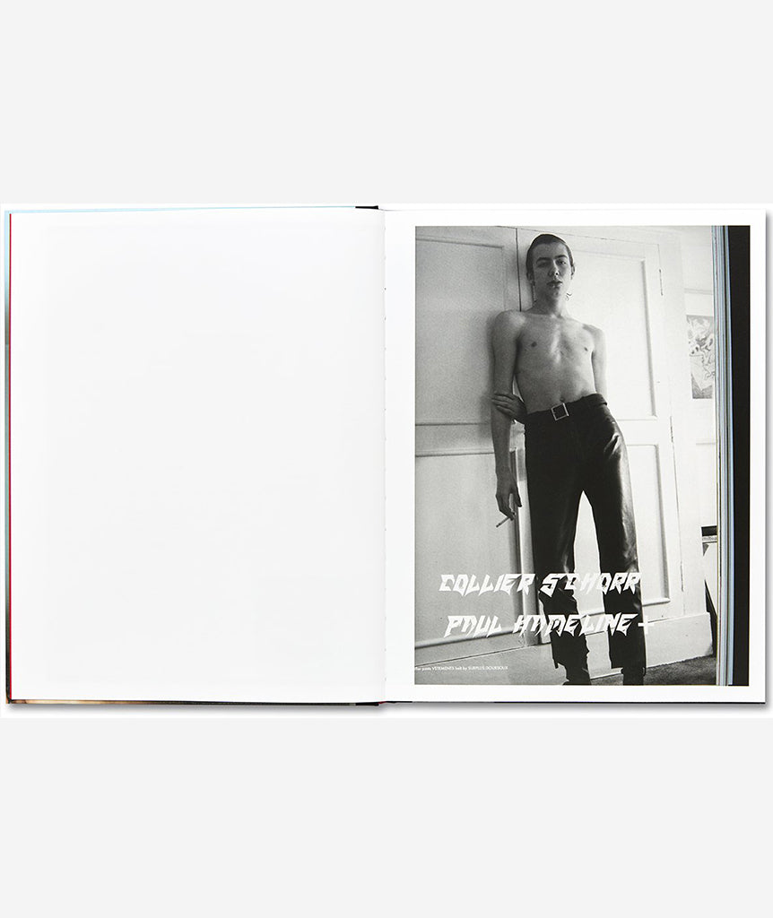 Paul's Book by Collier Schorr SIGNED