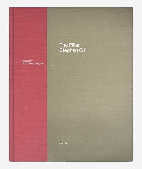 The Pillar by Stephen Gill (2nd ed SIGNED)