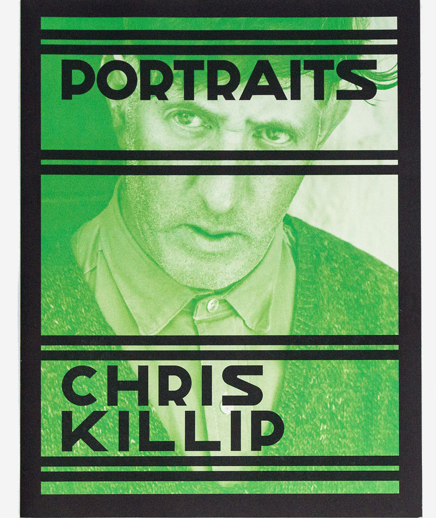 Portraits by Chris Killip