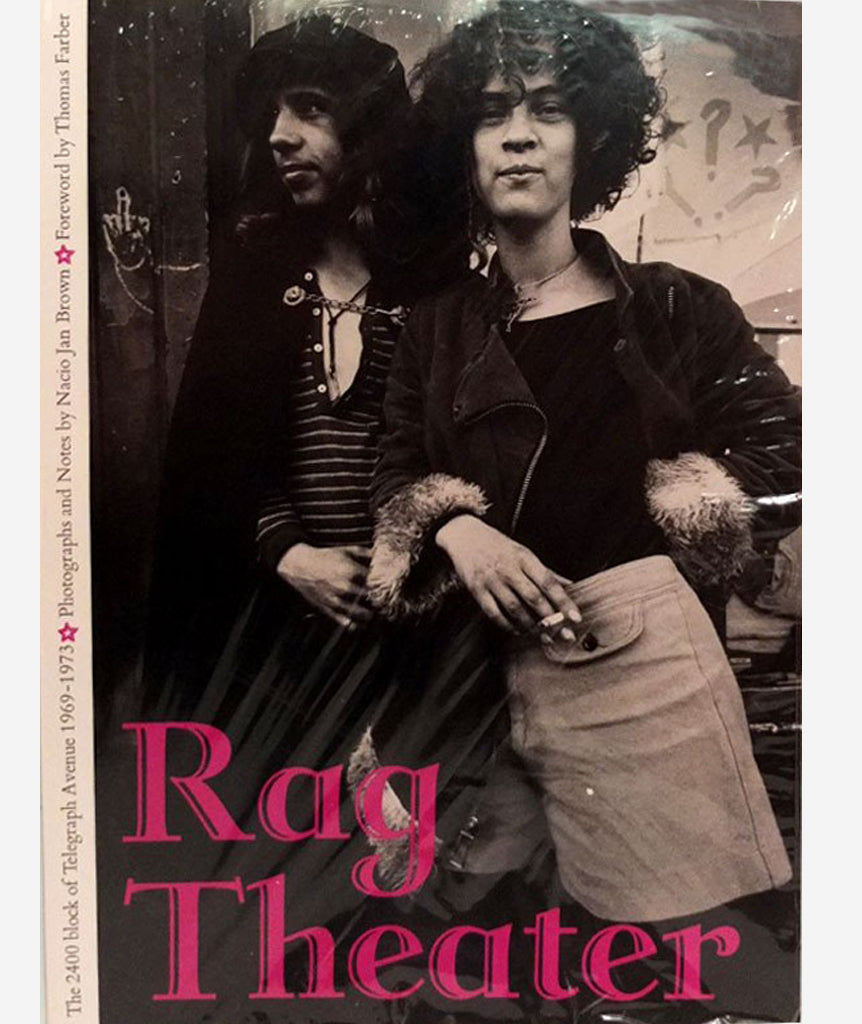 Rag Theatre by Nacio Jan Brown