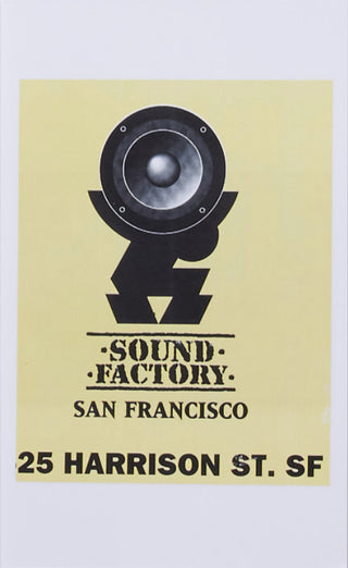 San Francisco Rave Flyers Volume 2 1991-1993}