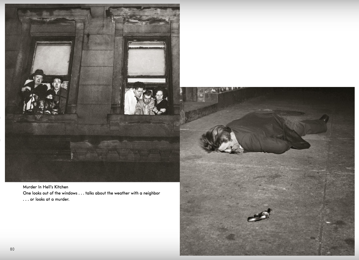 Weegee's Naked City}