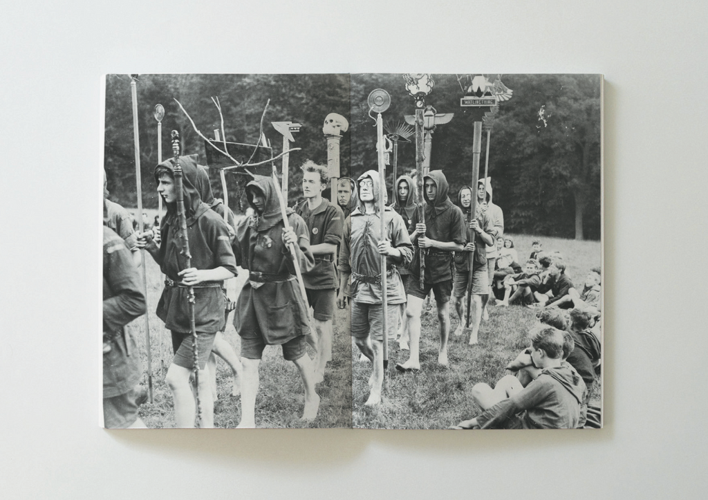The Kindred of the Kibbo Kift: Intellectual Barbarians by Annebella Pollen