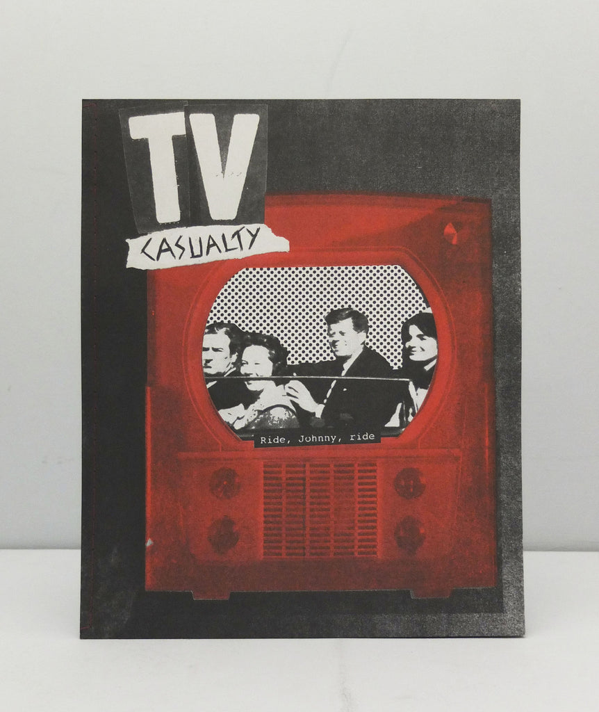 TV Casualty by Brad Feuerhelm