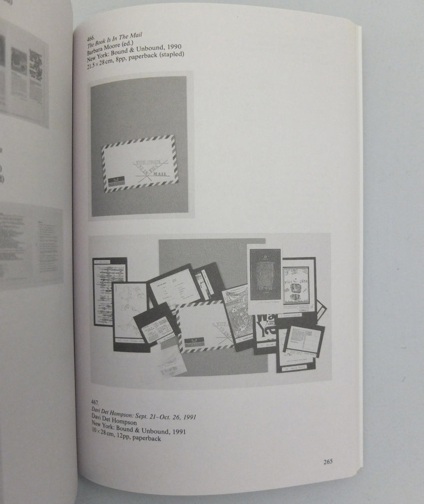 The Book on Books on Artists' Books by Arnaud Desjardin