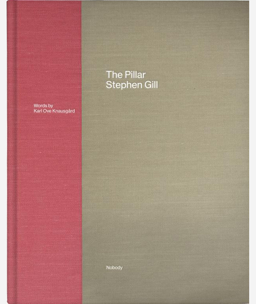 The Pillar by Stephen Gill (Signed, OOP)