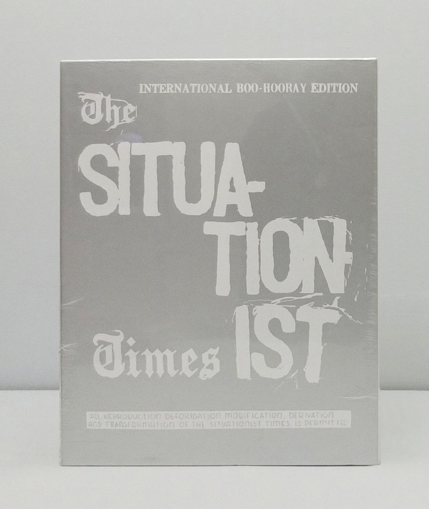 The Situationist Times Facsimile by Jacqueline De Jong
