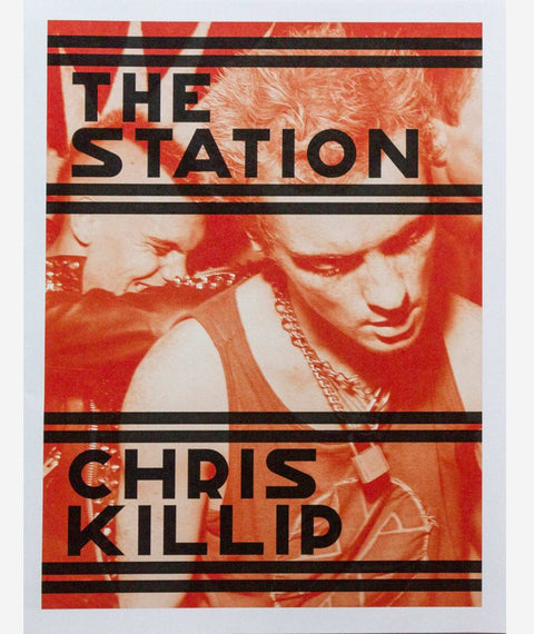 The Station by Chris Killip