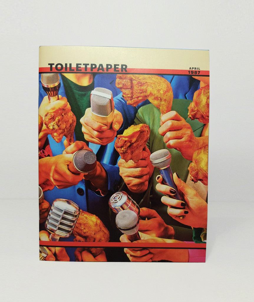 Toiletpaper Magazine Issue 11
