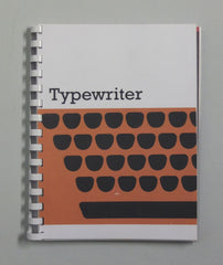 Typewriter Manual by Sara MacKillop