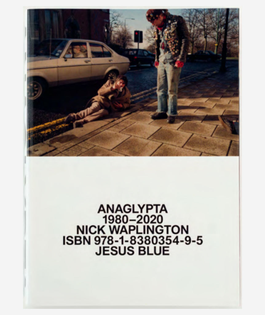 Anaglypta 1980– 2020 by Nick Waplington}