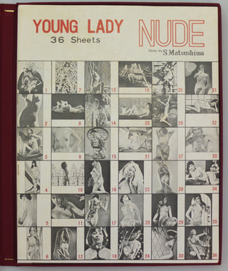 Young Lady Nude by S.Matsushima}