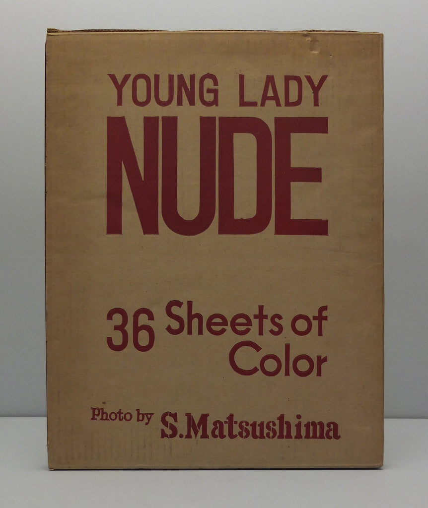 Young Lady Nude by S.Matsushima