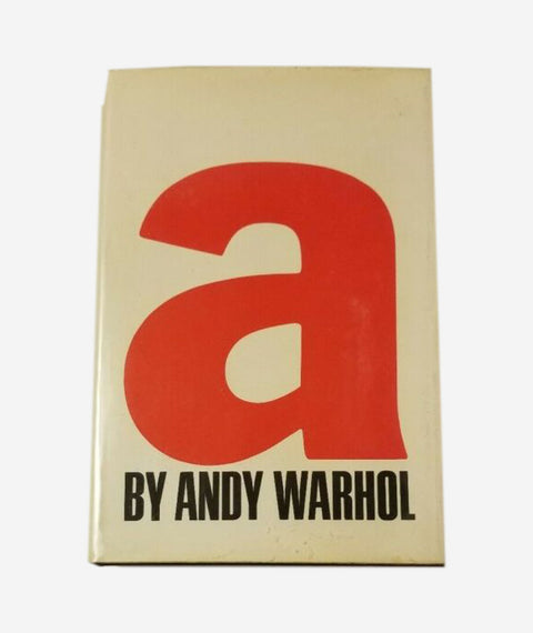 A by Andy Warhol