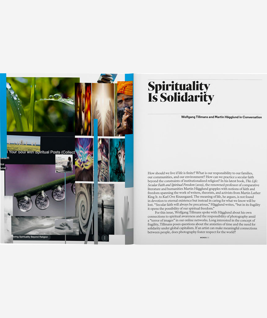 Aperture 237 Ed. by Wolfgang Tillmans