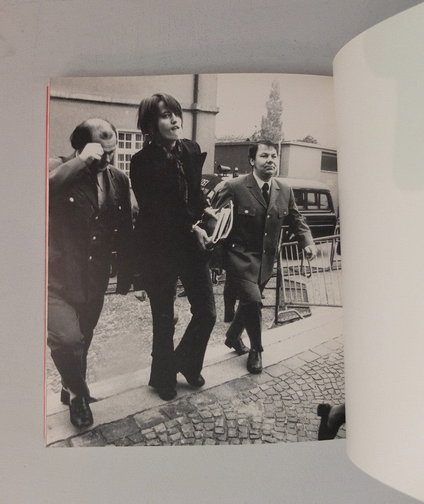 Baader Meinhof: Pictures on the Run 67-77 by Astrid Proll}