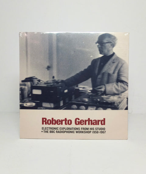 Roberto Gerhard: Electronic Explorations from his Studio