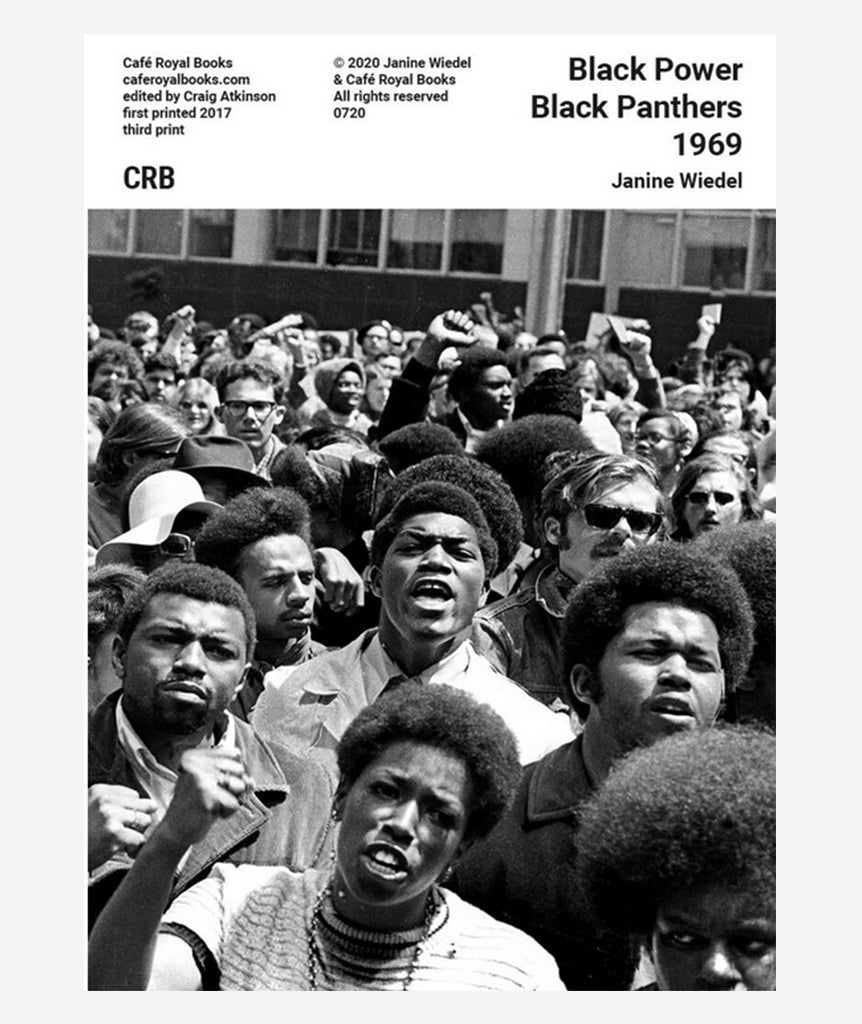 Black Power Black Panthers 1969: Janine Wiedel}