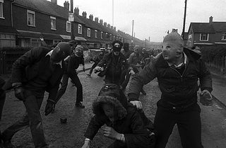 Bobby Sands: Belfast, May 1981 by Yan Morvan}