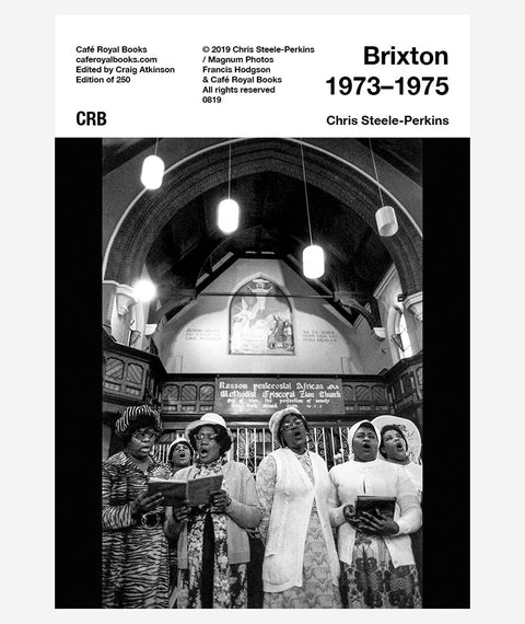 Brixton 1973–1975: Chris Steele-Perkins