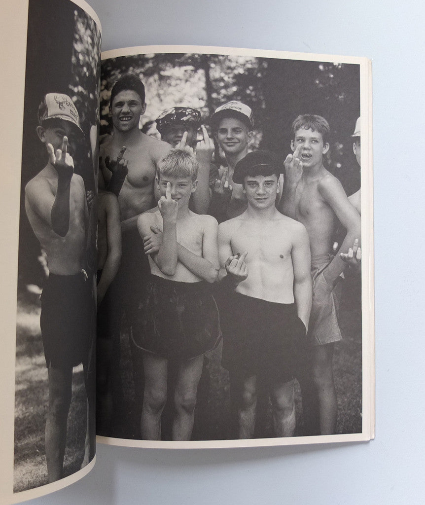 The Andy Book by Bruce Weber