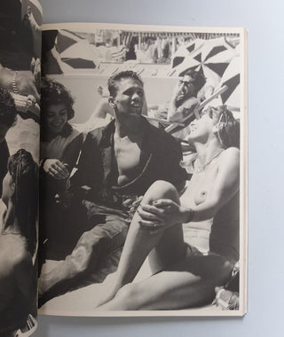 The Andy Book by Bruce Weber}