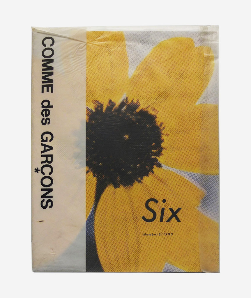 Six Complete Set of 8 by Comme des Garcons}