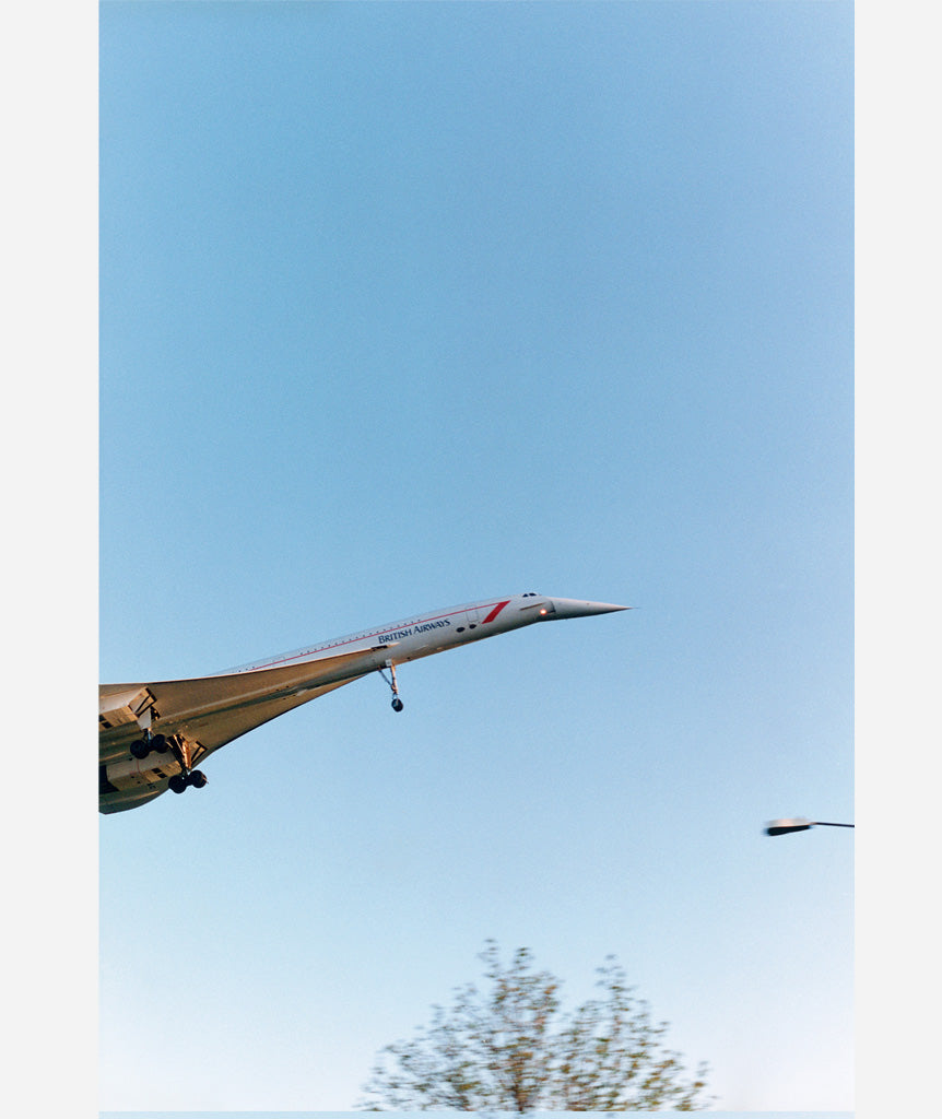 Concorde by Wolfgang Tillmans