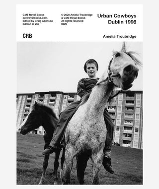 Urban Cowboys Dublin 1996: Amelia Troubridge}
