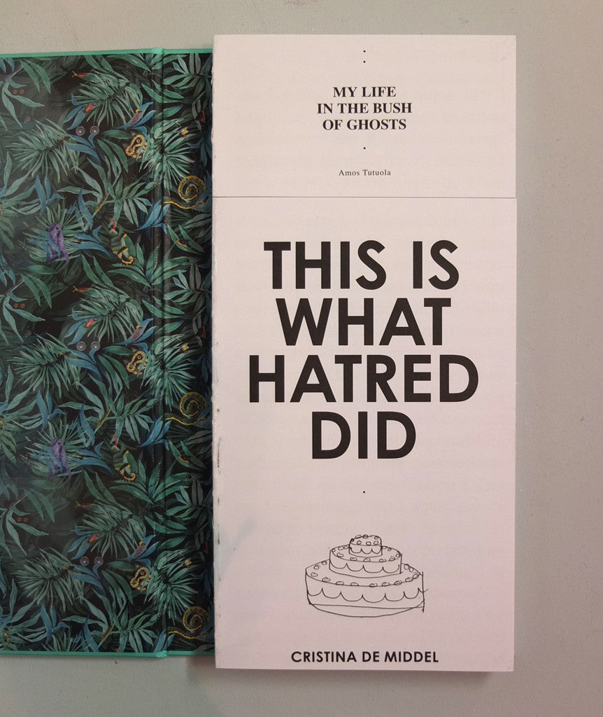 This Is What Hatred Did by Cristina de Middel
