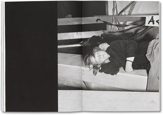 Day Sleeper by Dorothea Lange – Sam Contis}