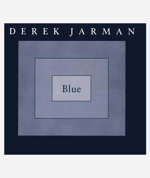 Blue by Derek Jarman