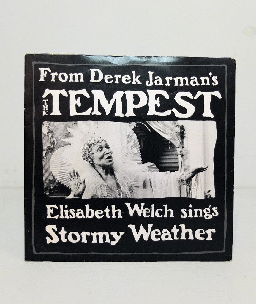 From Derek Jarman's The Tempest - Elisabeth Welch Sings Stormy Weather}