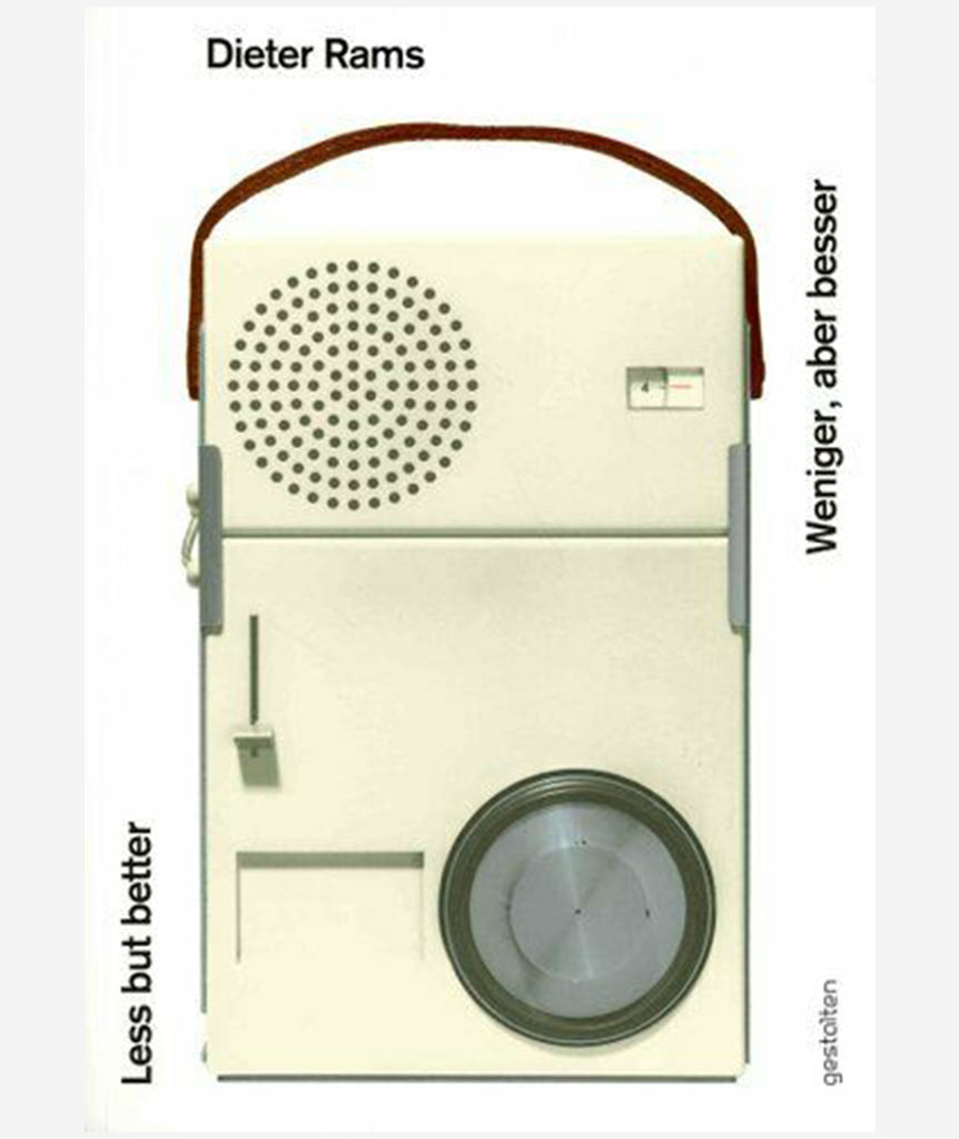 Less But Better by Dieter Rams}