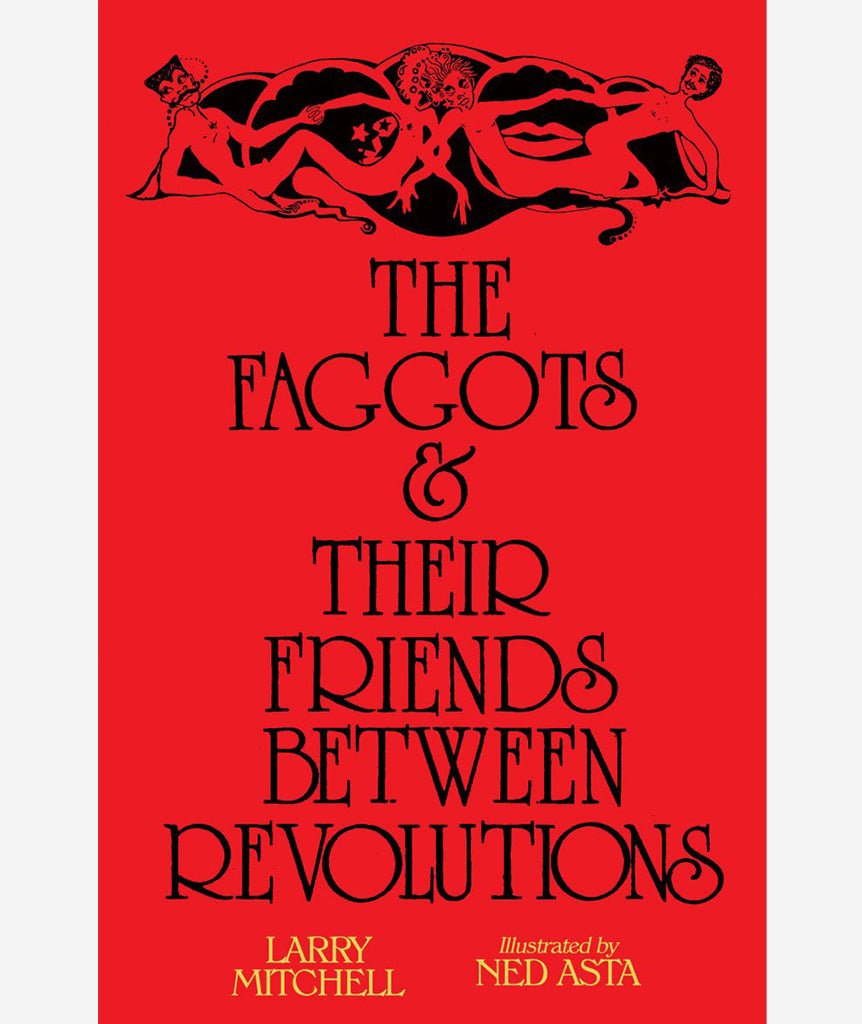 The Faggots & Their Friends Between Revolutions by Larry Mitchell}