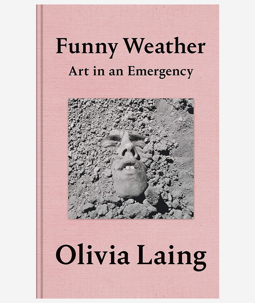 Funny Weather: Art in an Emergency by Olivia Laing}