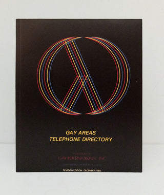 Gay Areas Telephone Directory Published by Matt Connors/Pre-Echo}