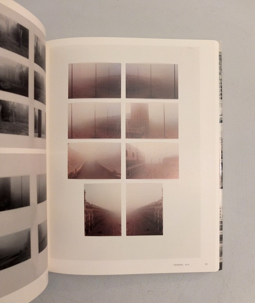 Gerhard Richter: Atlas der Fotos, Collagen and Skizzen (Atlas of the Photographs, Collages and Sketches)}