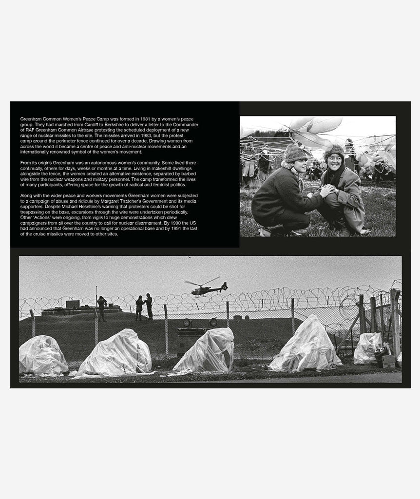 Greenham Common Women's Peace Camp 1983–1984: Janine Wiedel}