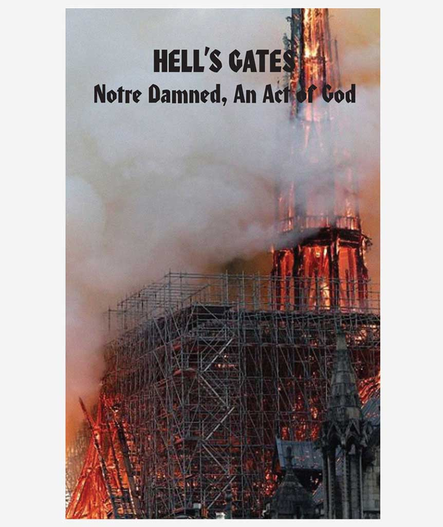 Hell's Gates: Notre Damned, An Act of God by Tim Coghlan