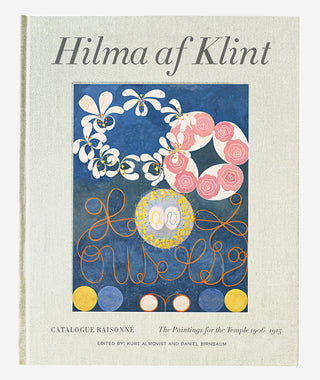 Hilma af Klint: Spiritualistic Drawings 1896–1905 (Catalogue Raisonné Volume II)}