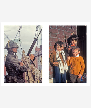 Children of the troubles Northern Ireland: John Benton-Harris}