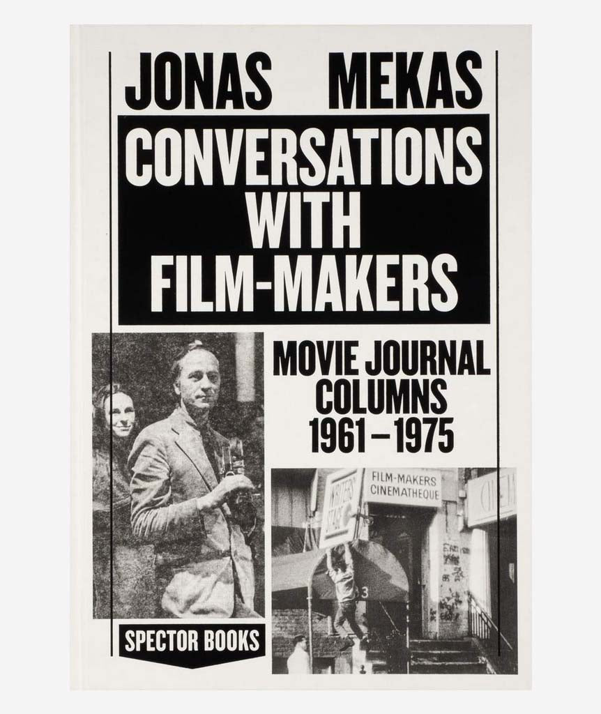 Jonas Mekas: Conversations with Filmmakers}